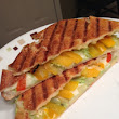 Roasted Peppers Panini