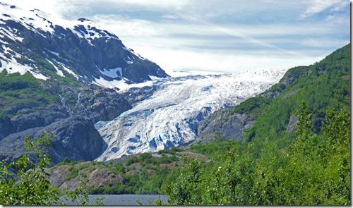 Exit Glacier, near Seward Alaska