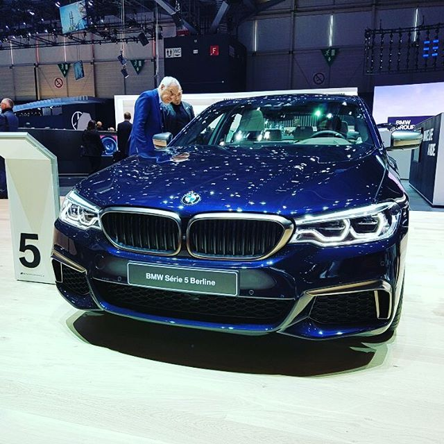 Bmw Xdrive System Review: The All-new 2017 BMW M550i XDrive Quick Review + Video