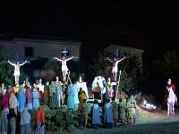 Semana Santa - El Paso de Riogordo en la Axarquía Malagueña
