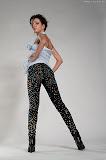 – LUSTR kalhoty a košíle - aplikace skleněných kamenů foto:Petr Kuchař