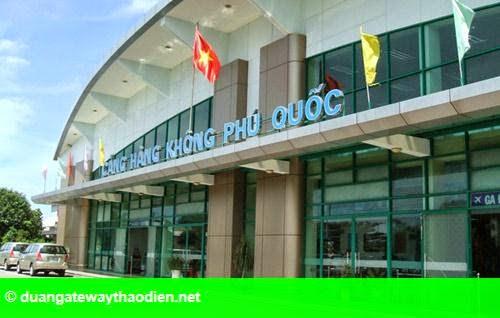 Hình 1: Sân bay Phú Quốc chưa thể bán cho tư nhân