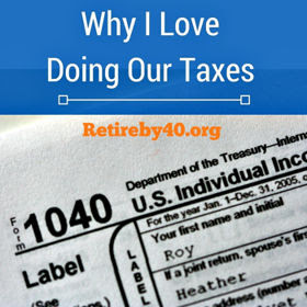 Why I Love Doing Our Taxes thumbnail