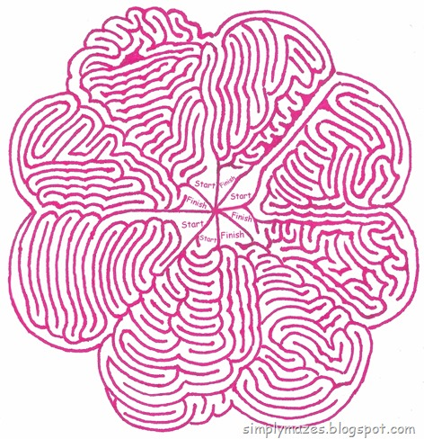 Maze Number 67: Heart to Heart