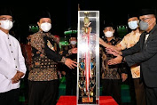 Plt Gubernur Sulsel Andi Sudirman Sulaiman Tutup STQH XXXII di Sidrap, Ini Juaranya