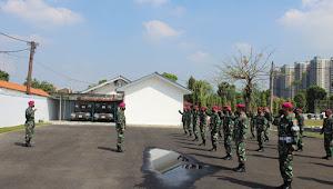 Implementasi Binpers Fungsi Komando kepada Prajurit Yonmarhanlan III