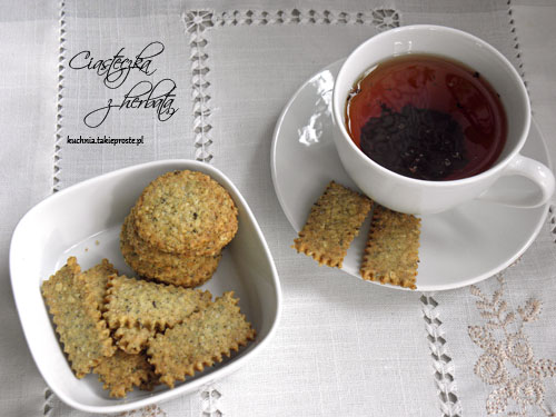 Ciasteczka z herbata