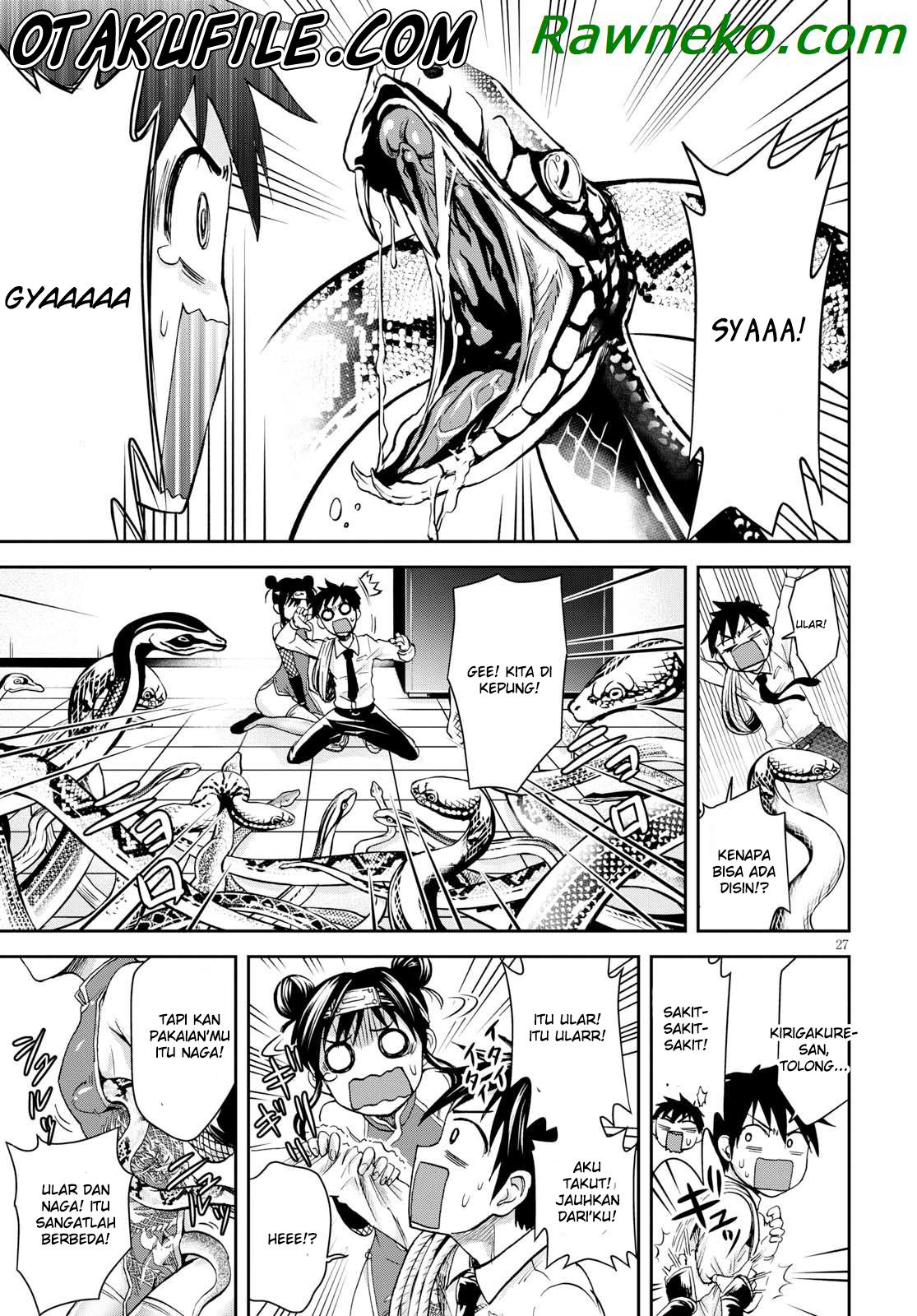 Shinobi Kill Chapter 4