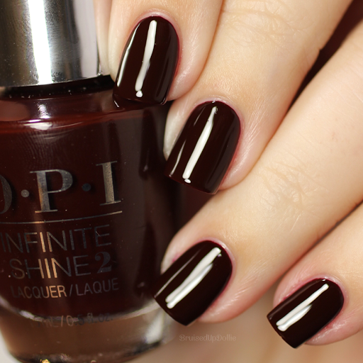 Opi Infinite Shine Party At Holly's