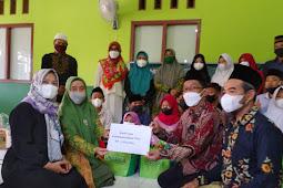 IKKU Unissula Peduli Yatim dan Pembangunan TPQ