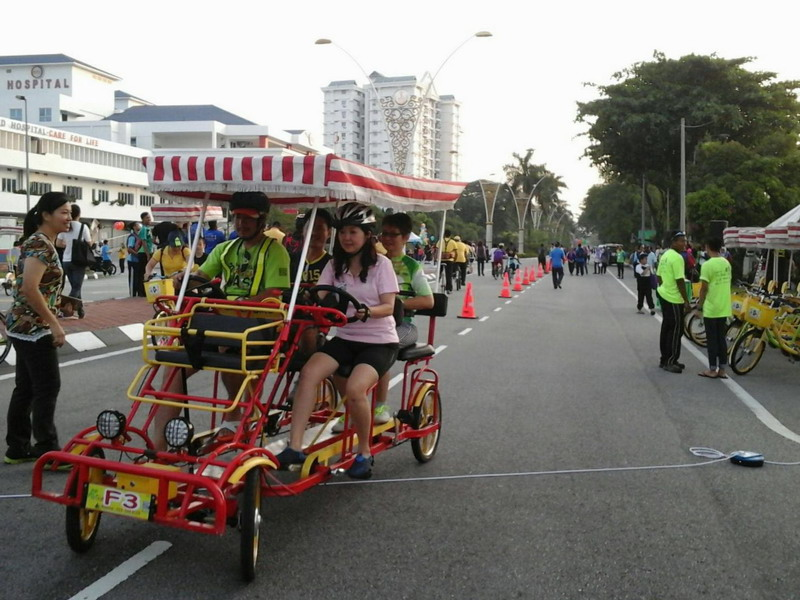 Ipoh Car-Free Day (Jan 2016)