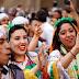 نجوم القاهرة تختم   مهرجان الطبول بكرنفال فني بالقلعة