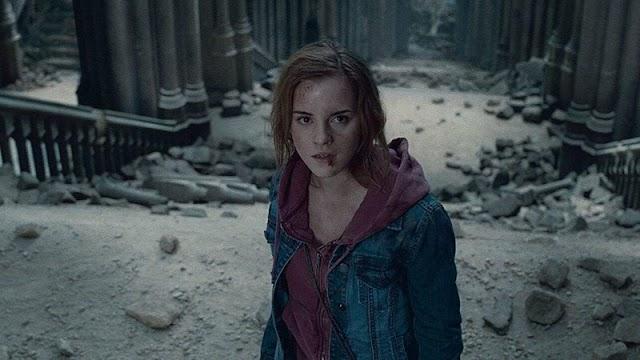 O que aconteceu com Hermione depois do fim de Harry Potter?