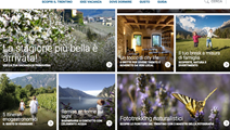 Schermata Visit Trentino