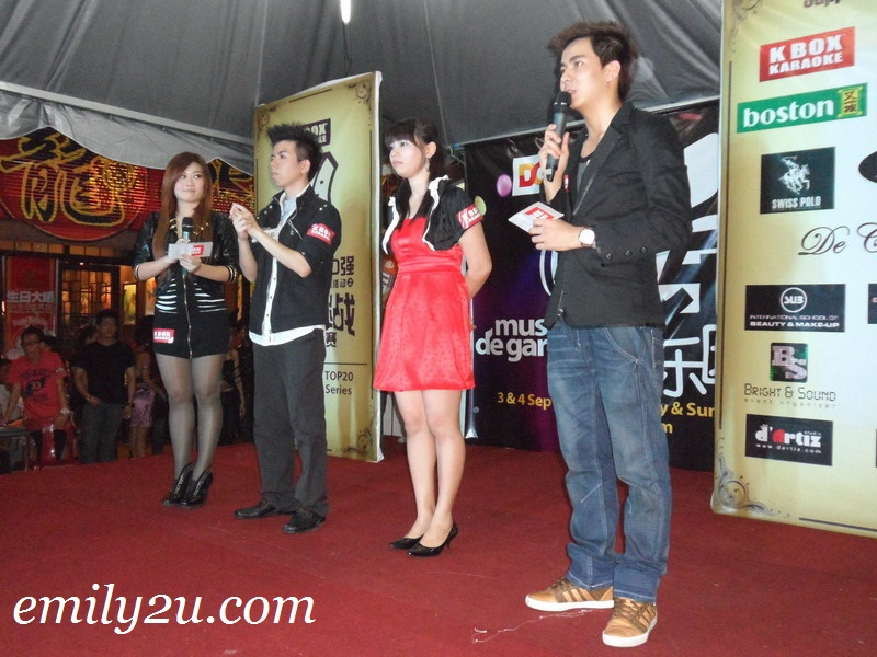 K King Singing Competition 2011