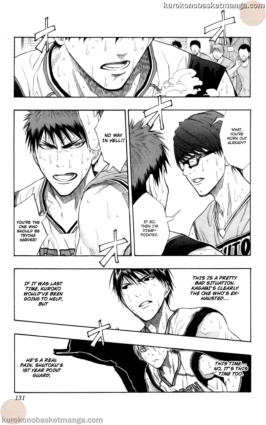 Kuroko no Basket Manga Chapter 87 - Image 05