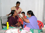 Dr.M.N.Premnandhini treating the patient :: Date: May 15, 2007, 6:26 AMNumber of Comments on Photo:0View Photo