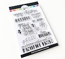 Making Spirits Bright Stamps