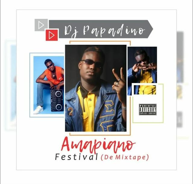 [BangHitz] Mixtape: DJ Papadino – Amapiano Festival