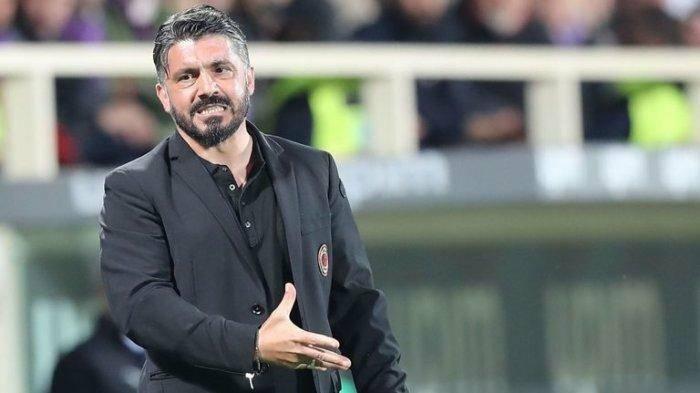 Rino Gattuso Gantikan Carlo Ancelotti Sebagai Pelatih Napoli