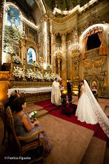 Foto 0884. Marcadores: 29/10/2011, Casamento Ana e Joao, Igreja, Igreja Sao Francisco de Paula, Rio de Janeiro