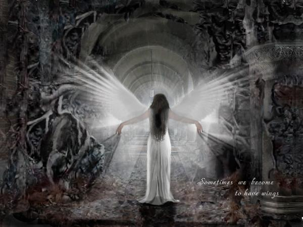 Become To Have Wings, Angels 3