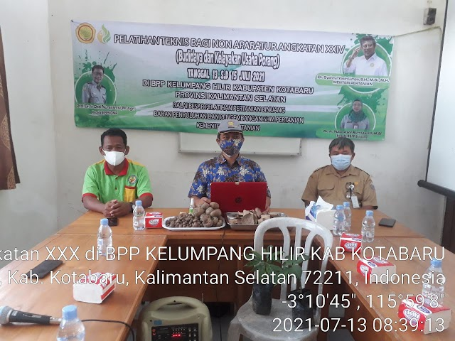 BBPP Binuang Siap Dukung Program Ekspor Porang