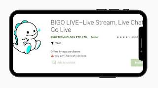 Bigo Live बिगो लाइव पैसा कमाने का ऐप