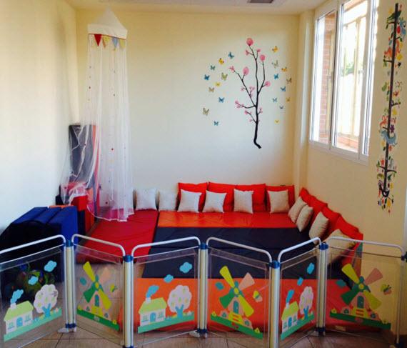 Nuevos Centros de Atención a la Infancia (CAI) en Villaverde y Fuencarral-El Pardo en 2016'