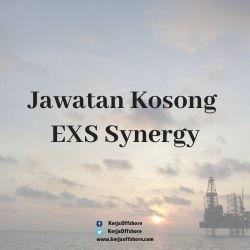 Jawatan Kosong EXS Synergy Sdn Bhd