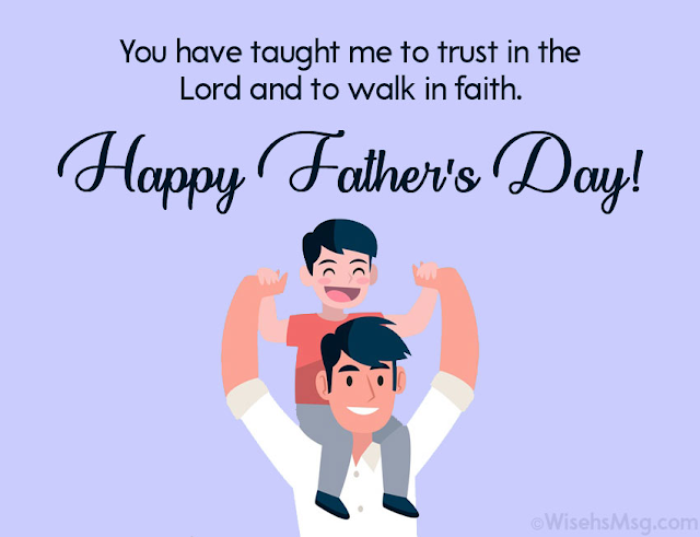 Father's Day Quotes For Every Father Figure In Your Life : Father's Day - 20 June / quotes / message / images