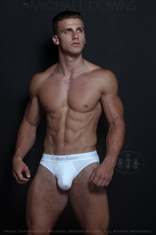 Derek P by Michael A Downs