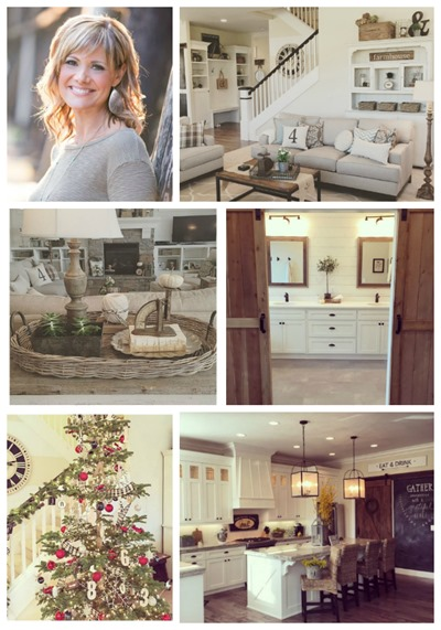 yellow prairie interiors collage