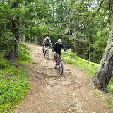 Bike - Enduro Tour Tarscher Alm 18.08.14