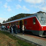 Izlet v Olimie z vlakom