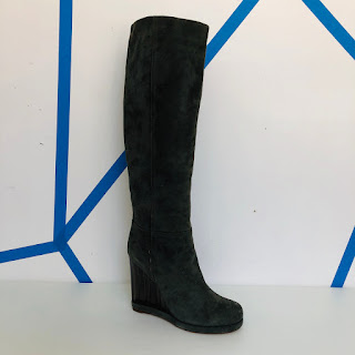Chloé Suede Leather Boots