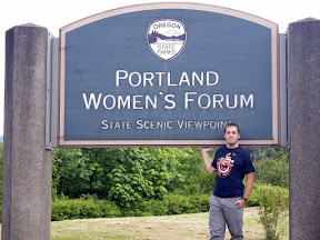 they call this place the Women's Forum, because we're hippie liberals