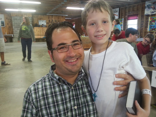 Me and Phillup. I hope you got to hear about how God worked through this young man. Amazing! Please check it out at: http://luke-15.org/2014/08/give-it-to-phillup/