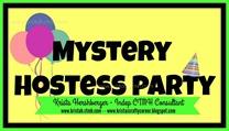 mystery Hostess Party picmonkey