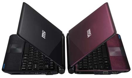 MSI%2520%2520Wind%2520U180%2520 %25201 MSI Wind U180 Review | A New MSI Netbook Specifications