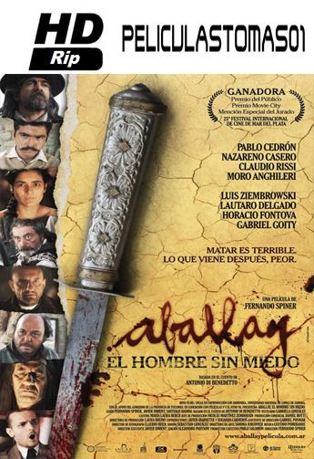 Aballay, el hombre sin miedo (2010) HDRip