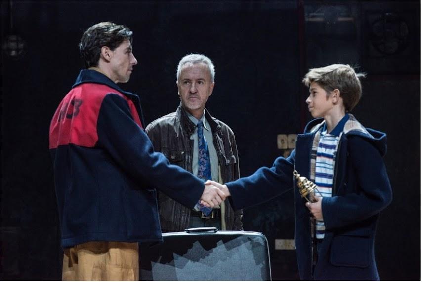 Billy Elliot en el Teatro Nuevo Alcalá