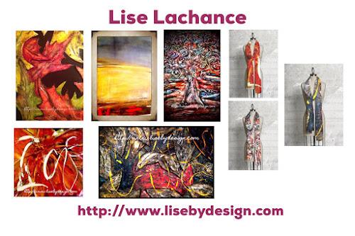 Lise Lachance Artist
