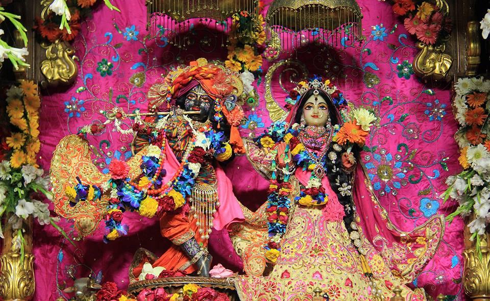ISKCON Delhi Deity Darshan 08 Jan 2017 (10)