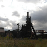 Tour of Carrie Furnace Rivers of Steel