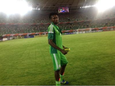Nigeria football news,Enugu Rangers Forward, Osaguona, Three Others Miss Abu Dhabi Trip