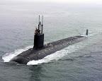 Virginia class submarine |