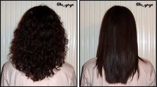 Un blog de fille une histoire de cheveux fris s heu boucl s heu non lisses - Lissage bresilien apres la douche ...