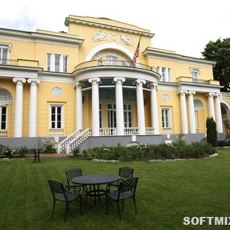Тайны резиденции посла США в Москве