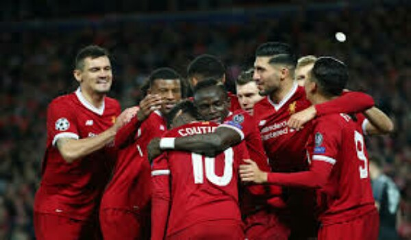 Liverpool vs Spartak Moscow champions league match highlight